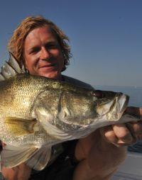 Unser Wunschfisch  - groß und größer sollten sie sein!