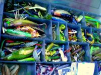 volle Tackle-Box