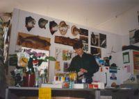 Ulis neuer Arbeitsplatz im Test 1989