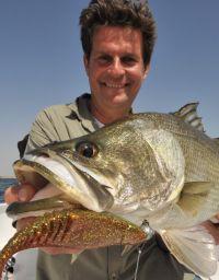Tolle Traumfische - ob sie beißen werden?