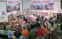 Seit 1991 ist Angel-Ussat regelmäßig auf großen Fachmessen zu finden!