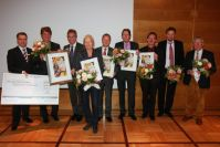 Westfälischer Handelspreis 2012 für Uli Beyer
